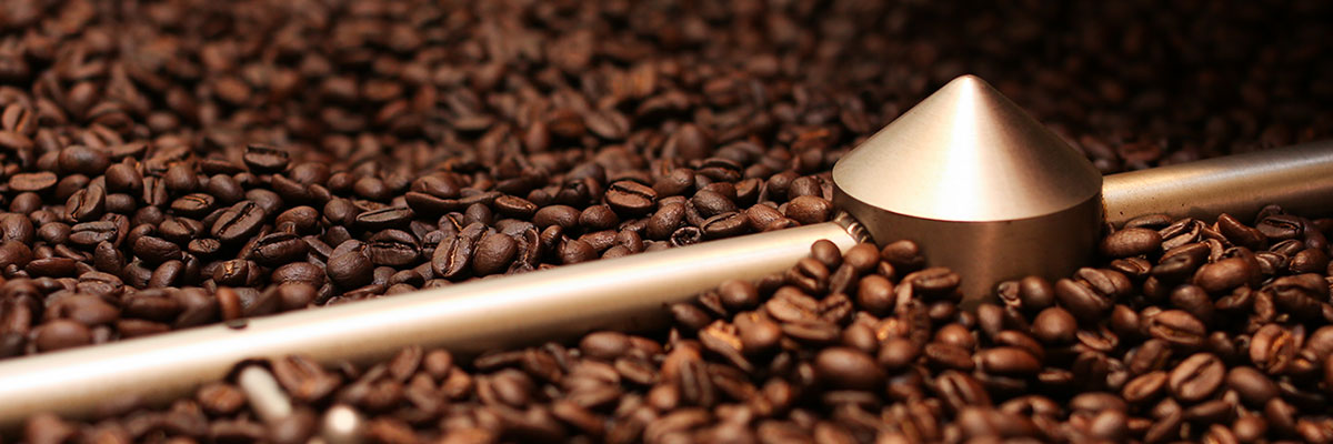 Global Delights cofee is roasted in small batches for an enriched coffee experience.